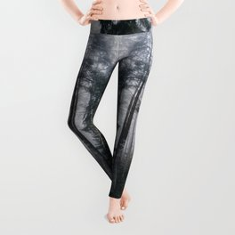 Into the forest we go Leggings