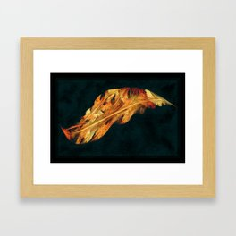 Iterations of Nature Framed Art Print
