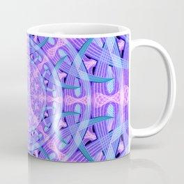 Temporal Warp Mandala Coffee Mug