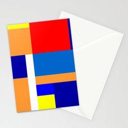Mondrian #10 Stationery Cards