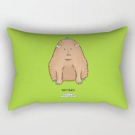 Furrrybara Rectangular Pillow