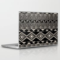 navajo Laptop & iPad Skins featuring Navajo by Stephanie Le Cocq