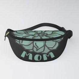 Plant Mom Design Fanny Pack