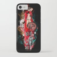 cars iPhone & iPod Cases featuring cars  by mark ashkenazi