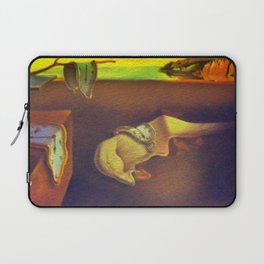 The Persistence of Memory  Laptop Sleeve