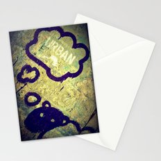 Urban Angle Stationery Cards