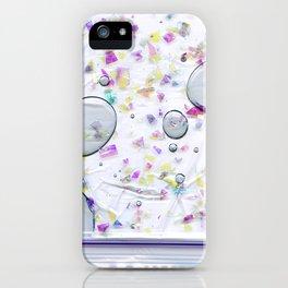 Glitter Bag iPhone Case
