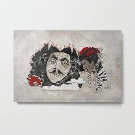 Rufio Metal Print