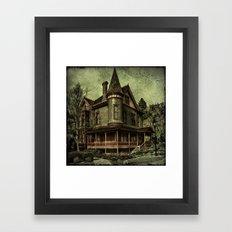 Californian Victorian Framed Art Print