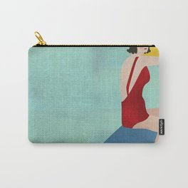 The summer is magic Carry-All Pouch
