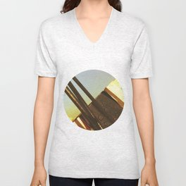 out out Unisex V-Neck