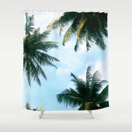 Menton Magic Shower Curtain