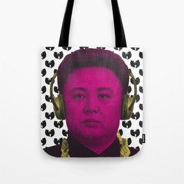 Kim Jong ILL Tote Bag