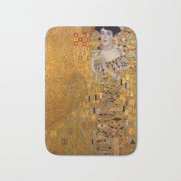 THE LADY IN GOLD - GUSTAV KLIMT Bath Mat