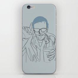 Elliott Smith 1993 iPhone Skin