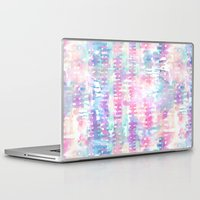 amelie Laptop & iPad Skins featuring Amelie {Pattern 1A} by Schatzi Brown