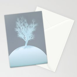 LUXURY DESOLATION II Stationery Cards