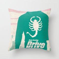 DRIVE Throw Pillow