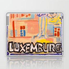 European Capital - Luxemburg Laptop & iPad Skin
