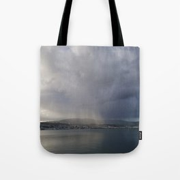 Sunrays Over Dunedin Tote Bag