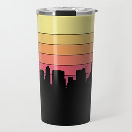 San Diego Skyline Travel Mug