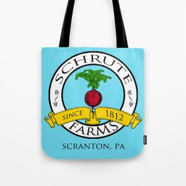 Schrute Farms | The Office - Dwight Schrute Tote Bag