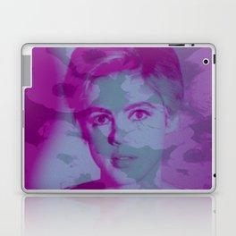 Edie Sedgwick Laptop & iPad Skin