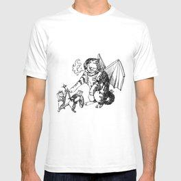 Purrrfect twenty T-shirt