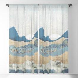 Next Journey Sheer Curtain
