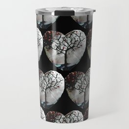 Forest of hearts Travel Mug