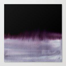 Squall Monochrome Canvas Print