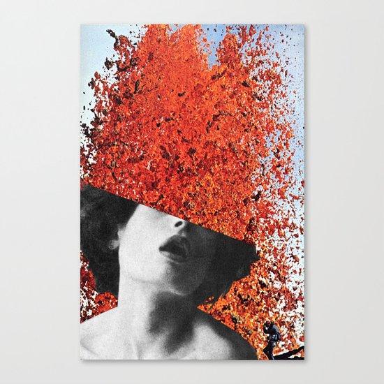 Die in Despair / Live in Ecstasy Canvas Print