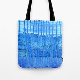 Glacial Cavern Tote Bag