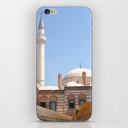 Mosque in Izmir, Turkey iPhone Skin