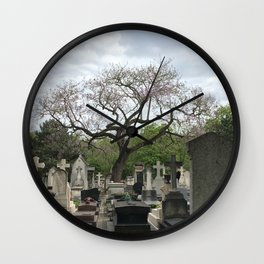 The Tree of the Dead Wall Clock