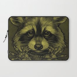 Trash Panda Laptop Sleeve
