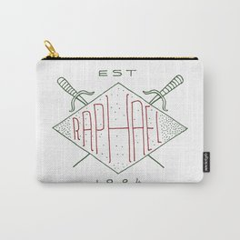Raphael TMNT Carry-All Pouch