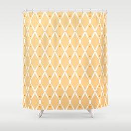 Golden Integration 2 Shower Curtain