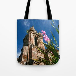 Gothic chapel Tote Bag
