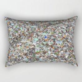 glass beach #2 Rectangular Pillow
