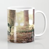 camping Mugs featuring camping by katelyndee