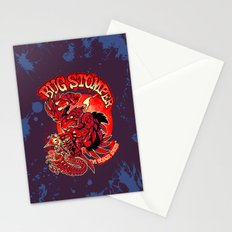 BUG STOMPER Stationery Cards