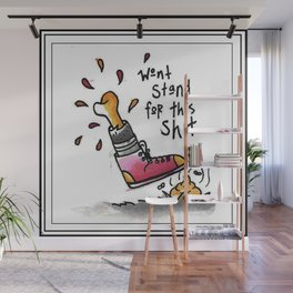 OverIt. Wall Mural