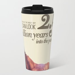 LOOK INTO THE PAST - Andromeda | Space | Time | Stars | Science | Planets | Million | Years | Travel Travel Mug