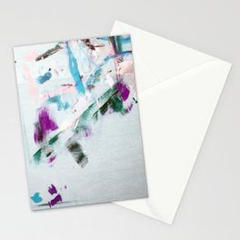 Luck of the Movement - Light Stationery Cards