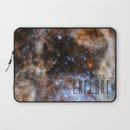 Explore - Space and the Universe Laptop Sleeve