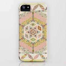 Norfolk Island Quilt iPhone (5, 5s) Slim Case