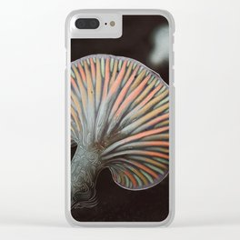 New Life Clear iPhone Case