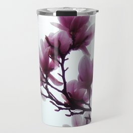 Sweet Magnolia Travel Mug