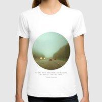 ohio T-shirts featuring Ohio #5 by Alicia Bock